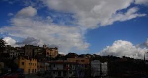 Il cielo blu di Strangolagalli…