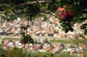Panorama di Saponara