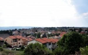 Panorama di San Lorenzo Nuovo (VT)