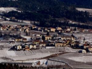 Casez, piccola frazione di Sanzeno