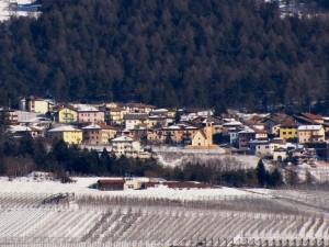 Romeno, piccolo paese in Val di Non