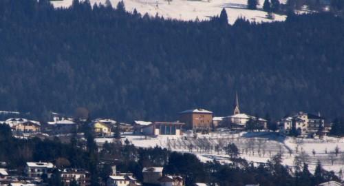Sfruz - Sfruz, piccolo paese in Val di Non
