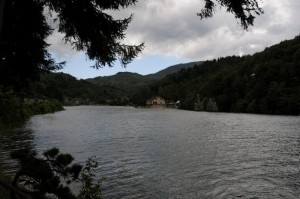 altra vista del lago