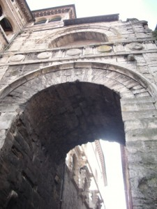 L'arco etrusco II