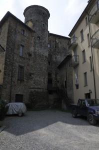 il castello di travo