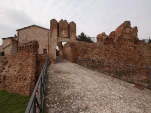quel che resta del castello