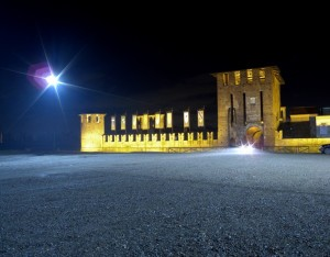 Castello di Legnano by night (3)