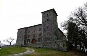 Altro angolo di ripresa del castello
