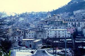 Neve di Febbraio a Roccamandolfi!