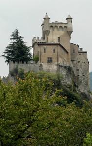 il castello di st. pierre