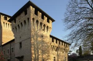 Ombre sul castello