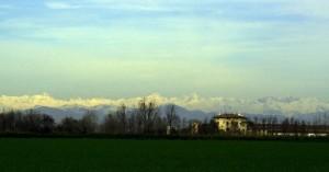 Pianura e montagne