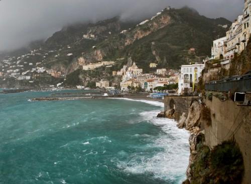 Amalfi - la costiera amalfitana prende il nome da AMALFI
