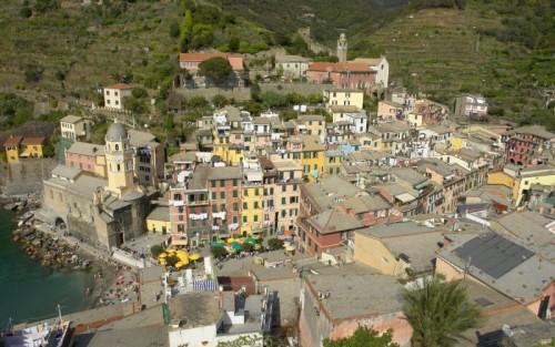 Monterosso al Mare - Panorama su Monterosso