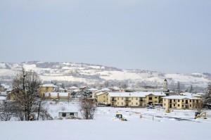 Prime nevi della stagione