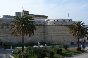 Il Forte di Civitavecchia