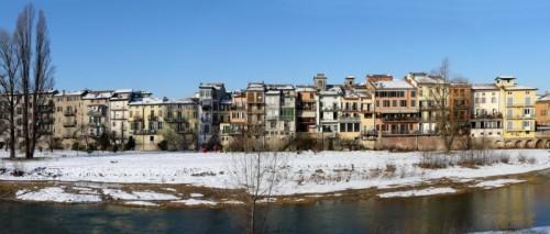 Parma - Vista sull'oltre Torrente