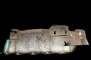 Castello Aragonese di Ortona Night # 1