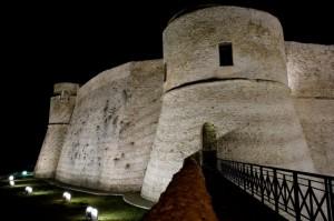 Ingresso Castello Aragonese di Ortona Night