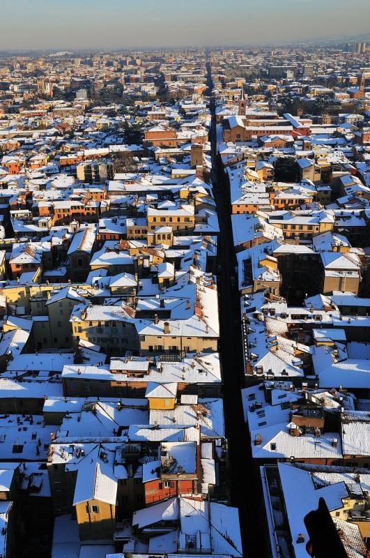 ''Teoria di tetti'' - Bologna