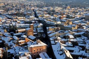 Bologna e la neve…