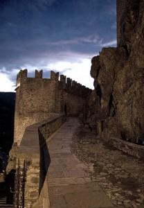 Dalla Sacra alla fortezza