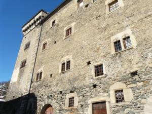 Castello di Avise - II