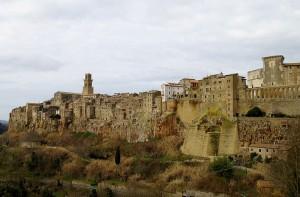 Ancora una panoramica di Pitigliano
