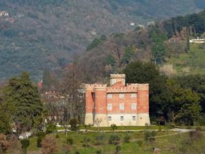 Il castello rosso