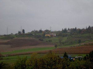 collina di Pino Torinese