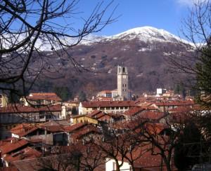 Andorno Micca e il suo campanile