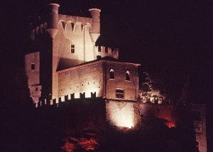 Saint Pierre ,il castello delle suggestioni