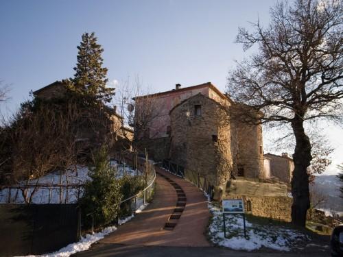 Sarsina - le mura della città