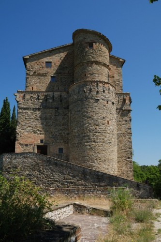 Montone - Rocca D'Aries