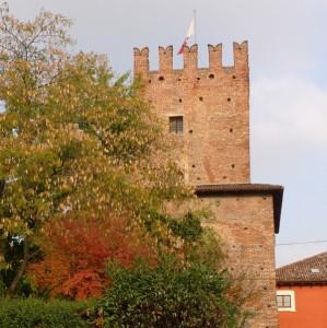 Colori d'autunno alla Torre