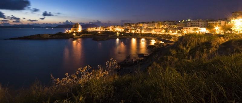 ''le luci sul mare'' - Alghero