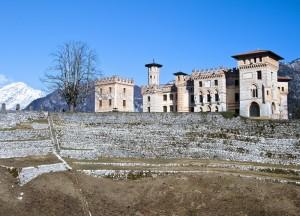 Vito d'Asio: il castello Cecconi