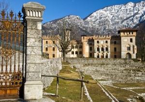 Castello Cecconi .. un'apparizione