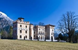 Freddo sole sul Castello Cecconi