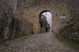 La Porta Di Monteriggioni…
