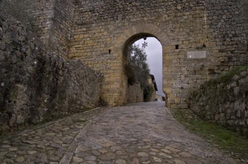 Monteriggioni - La Porta Di Monteriggioni...
