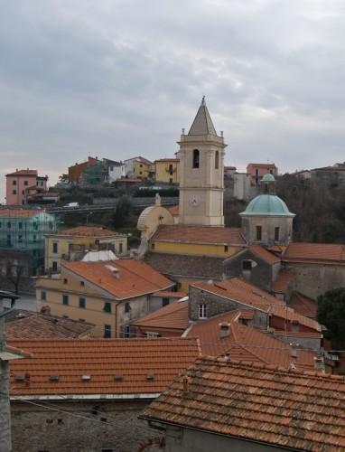 Vezzano Ligure - Scorcio Paesaggistico (per i cultori del genere...)