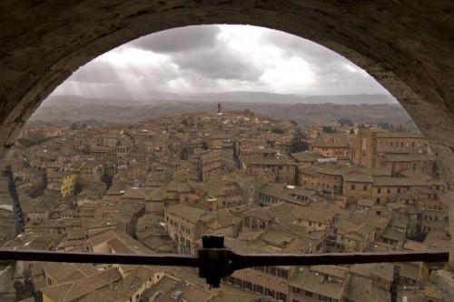 Siena - Così La Vedevano I Mangia