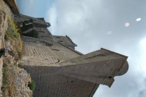 la fortezza - un taglio nel cielo