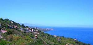 Panorama verso Stazzo
