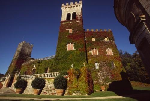 Sovicille - castello di Celsa