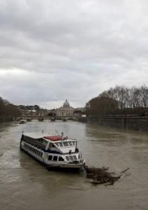 San Pietro e barcone