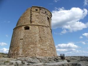Torre Mozza  - La vecchia guardiana