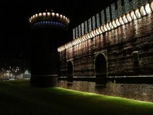 Castello di notte 2