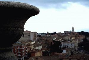 Perugia d'inverno